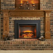 Surround Electric Fireplace