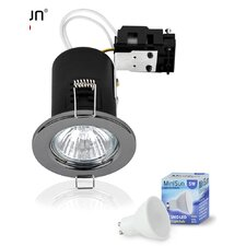 8.7cm LED Retrofit Downlight Recessed Kit (Set of 6)