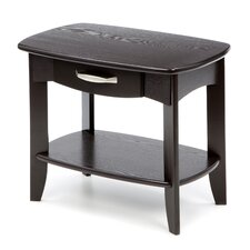 Athena End Table by Alcott Hill