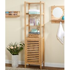 Trumpetvine 14.5 W x 669 H Linen Tower by Bay Isle Home
