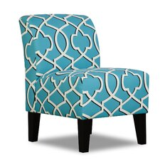 Simmons Upholstery Pearle Slipper Chair by Zipcode Design