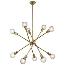 Pembroke Pines 10-Light Sputnik Chandelier