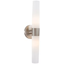 QUICK VIEW. Rickford 2-Light Wall Sconce