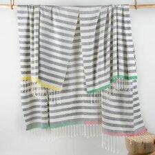Neon Bamboo Peshtemal Beach Towel