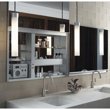 Uplift Series 48 x 27 Recessed or Surface Mount Medicine Cabinet by Robern