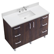 "IN Series 48"" Single Bathroom Vanity Set"