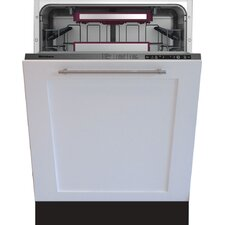 "24"" 45 dBA Built-In Dishwasher with Panel Overlay"