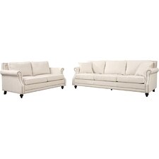 Camden 2 Piece Living Room Set
