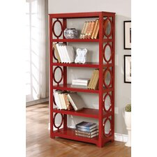 Willa 72 Accent Shelves Bookcase by Mercer41™