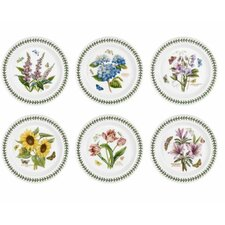 Botanic Garden Dinner Plate (Set of 6)