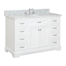 Aria 48 Single Vanity Set by Kitchen Bath Collection