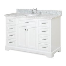 "Aria 48"" Single Vanity Set"