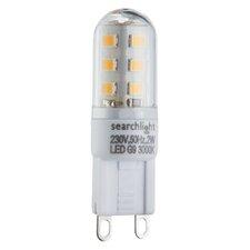 Pack of 10 2W G9 LED Light Bulbs (Set of 10)