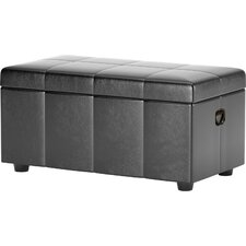 Stone Castle Storage Bedroom Bench by Astoria Grand