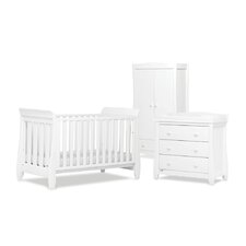 Sleigh 3 Piece Bedroom Set
