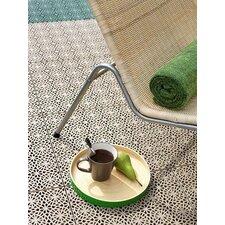 """Bergo 14.88"""" x 14.88"""" Polypropylene Loose Lay/Snap in Tiles in Cedar"""
