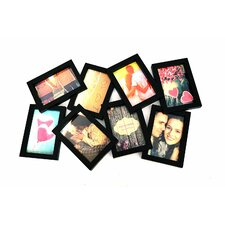 quick view puzzle style picture frame