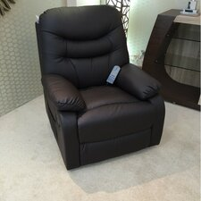 Push Back Massage Heat Recliner