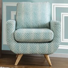 Kirklin Fabric Armchair