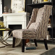 Blackshire Wingback Chair by Mercury Row