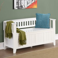 White Storage Benches You Ll Love Wayfair