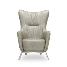 Alisa Wing back Chair by Latitude Run