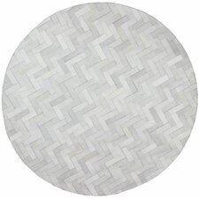 Davi Hand-Crafted Cream Area Rug
