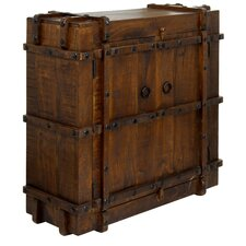 Cassidy 2 Door Chest by World Menagerie