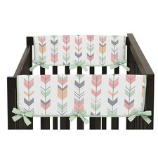 Rail guard cover set of 2 by sweet jojo designs purchase online