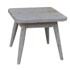 French Country End Table by NACH