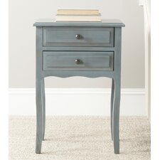 Clare 2 Drawer Nightstand