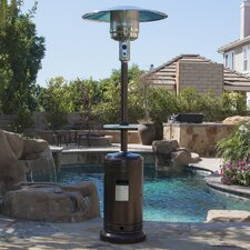 Commercial 48,000 BTU Propane Patio Heater