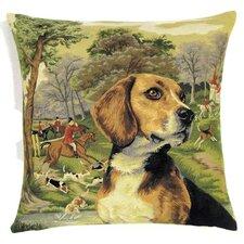 Sofakissen Beagle in Foxhunt Setting