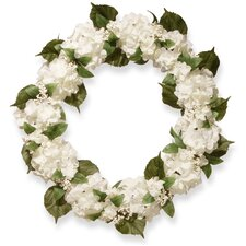"32"" Hydrangea Wreath"
