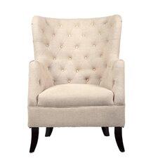 Caspar Wingback Chair by Caribou Dane