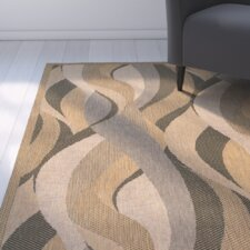 Karina Seagrass Beige Indoor/Outdoor Area Rug