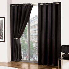 Ault Bauge Blackout Thermal Curtain Panels (Set of 2)