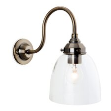 Victoria 1 Light Swing Arm Wall Light