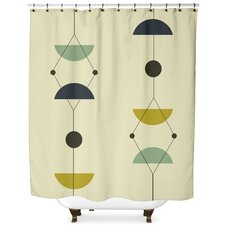 San Martin Shower Curtain