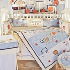 Ivy 18 Piece Crib Bedding Set