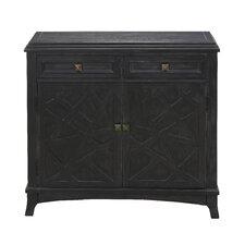 Najar 2 Door 2 Drawer Cabinet by Bungalow Rose