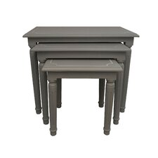 Andee 3 Piece Nesting Tables by Laurel Foundry Modern Farmhouse