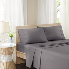 Carew 300 Thread Count Cotton Percale Sheet Set