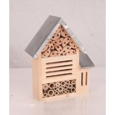 Boutique Insect Hotel 25cm x 20cm x 10cm Bumblebee House