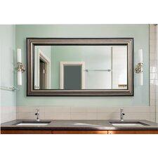 Double Vanity Wall Mirror