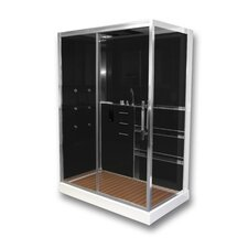 59.1 x 35.4 x 86.6 Rectangle Shower Enclosure by Kokss