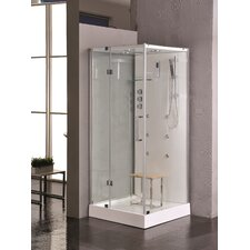 36 x 36 x 84.5 Square Shower Enclosure by Kokss