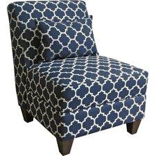 Tantallon Slipper Chair by Breakwater Bay