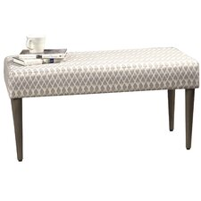 Nadir Upholstered Bench by Bungalow Rose