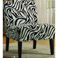 Agadir Armless Slipper Chair by World Menagerie